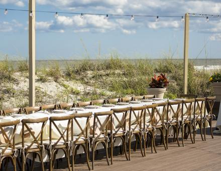 Brunch & Bubbles Winter Beach Wedding Package